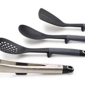 סט 3 כלי מטבח ומלקחיים Elevate
